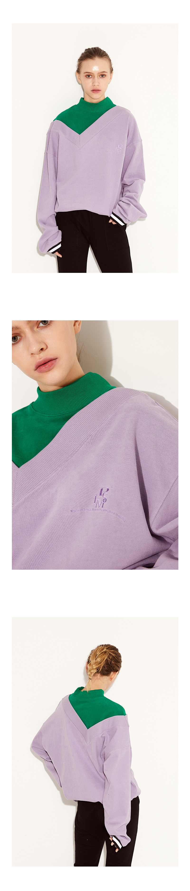 플라즈마 스페어(PLASMA SPHERE) Pluto T-shirt__Violet